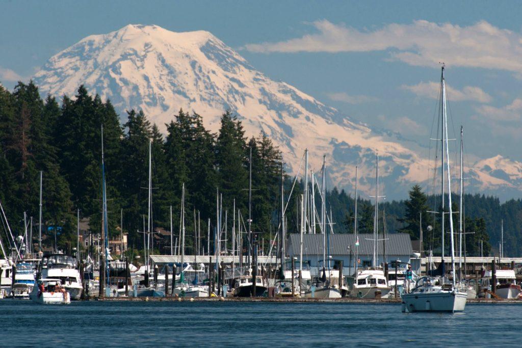 Beautiful West Coast Towns