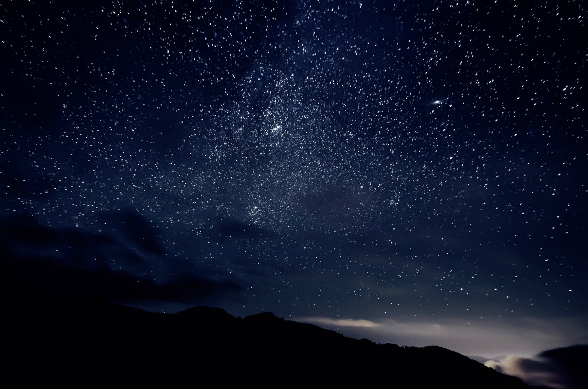 Earth's Dark Sky Parks