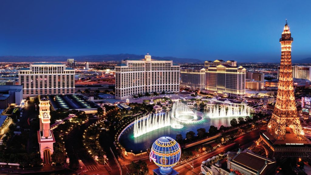Sin City Romance: 3 Things couples must do in Las Vegas