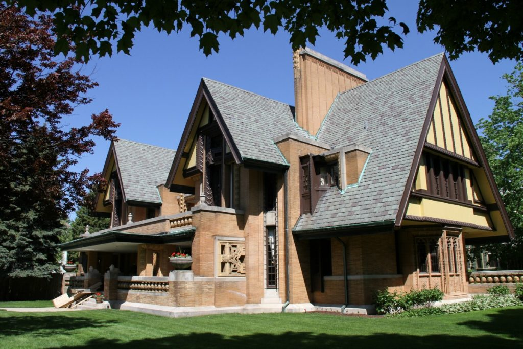 Places to See the Architecture of Frank Lloyd Wright