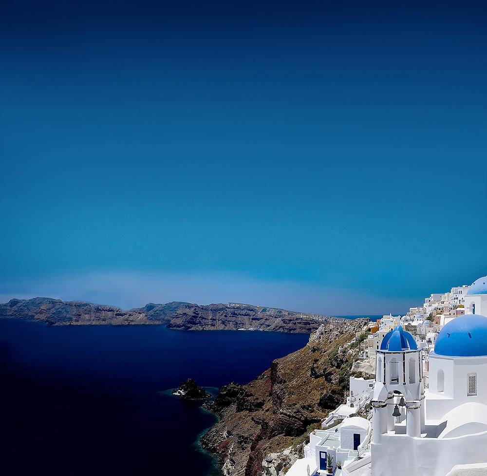 Bill Bailey Travel Club Reviews Santorini, Greece
